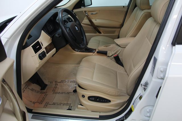 2007 BMW X3 3.0si AWD Richmond, Virginia 15