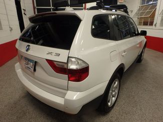 2007 Bmw X3 Serviced, & READY, LARGE ROOF, HEATED STEERING Saint Louis Park, MN 11