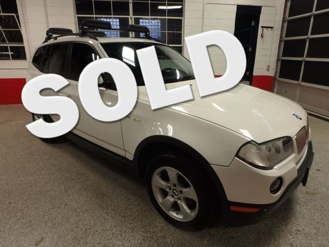 2007 Bmw X3 Serviced, & READY, LARGE ROOF, HEATED STEERING Saint Louis Park, MN