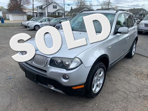 2007 BMW X3 3.0si AWD in West Springfield, MA