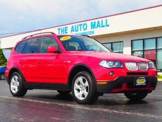2007 BMW X3 3.0si | Champaign, Illinois | The Auto Mall of Champaign in Champaign Illinois