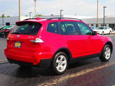 2007 BMW X3 3.0si | Champaign, Illinois | The Auto Mall of Champaign in Champaign, Illinois