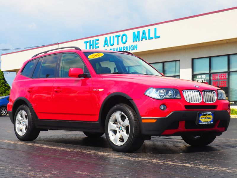 2007 BMW X3 3.0si | Champaign, Illinois | The Auto Mall of Champaign in Champaign Illinois