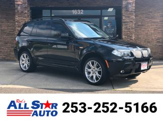 2007 BMW X3 3.0si in Puyallup Washington, 98371