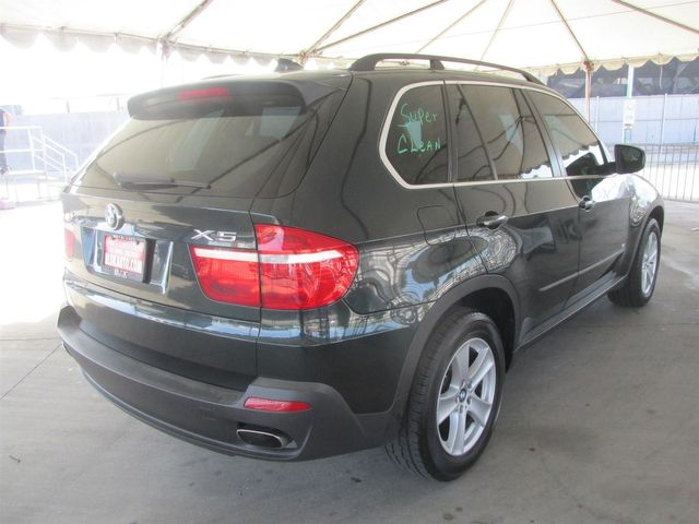 2007 BMW X5 4.8i Gardena, California 2