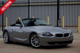 2007 BMW Z4 3.0i in Plano TX