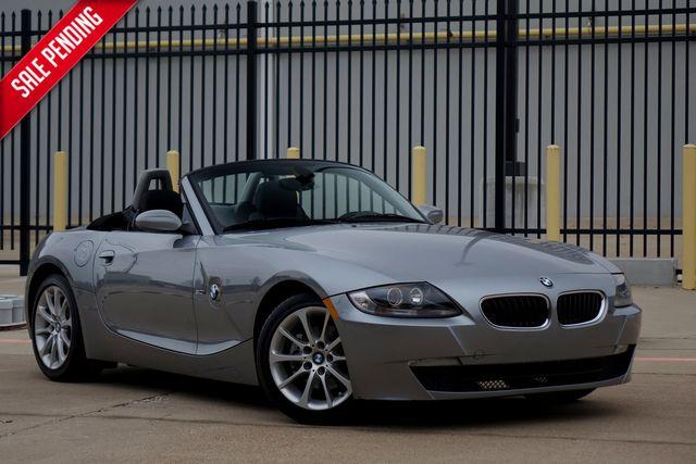 2007 BMW Z4 3.0i EZ FINANCE** | Plano, TX | Carrick's Autos in Plano TX