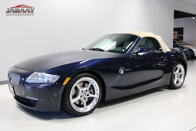 2007 BMW Z4 3.0si Merrillville, Indiana 22