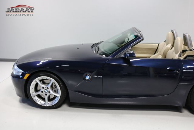 2007 BMW Z4 3.0si Merrillville, Indiana 29
