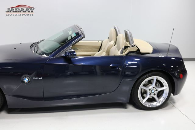 2007 BMW Z4 3.0si Merrillville, Indiana 30