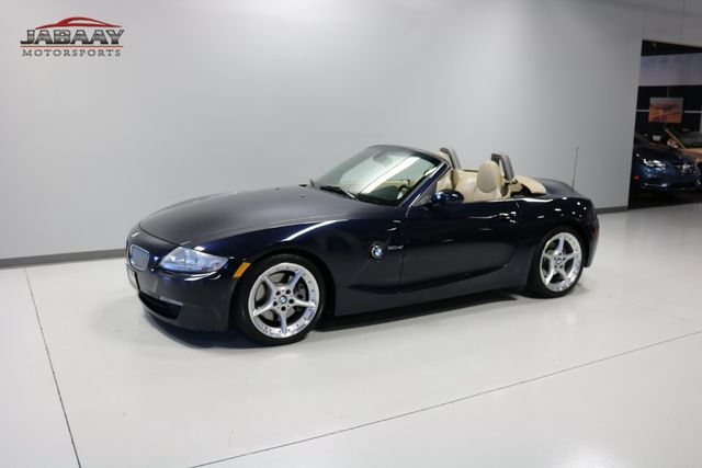 2007 BMW Z4 3.0si Merrillville, Indiana 33