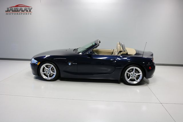 2007 BMW Z4 3.0si Merrillville, Indiana 35