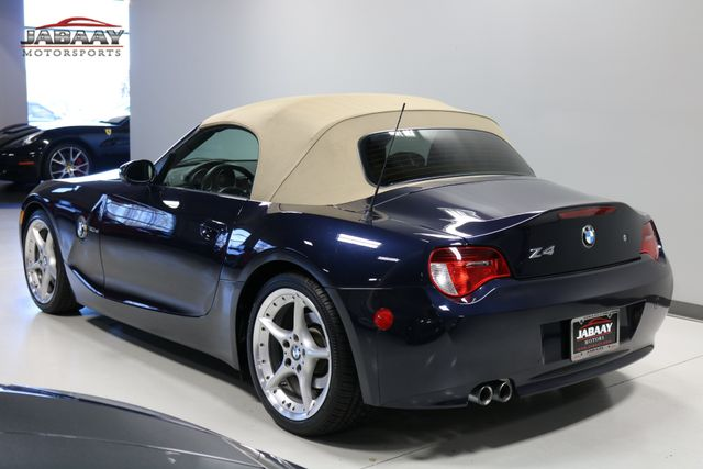 2007 BMW Z4 3.0si Merrillville, Indiana 24