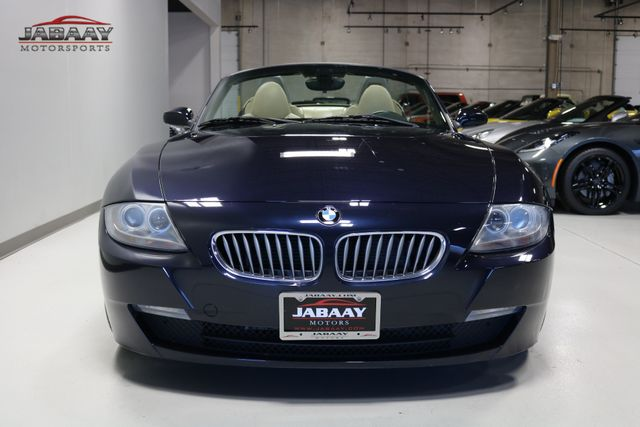 2007 BMW Z4 3.0si Merrillville, Indiana 7
