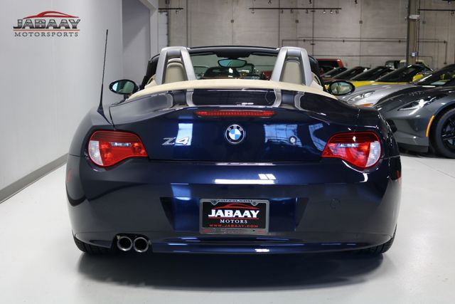 2007 BMW Z4 3.0si Merrillville, Indiana 3