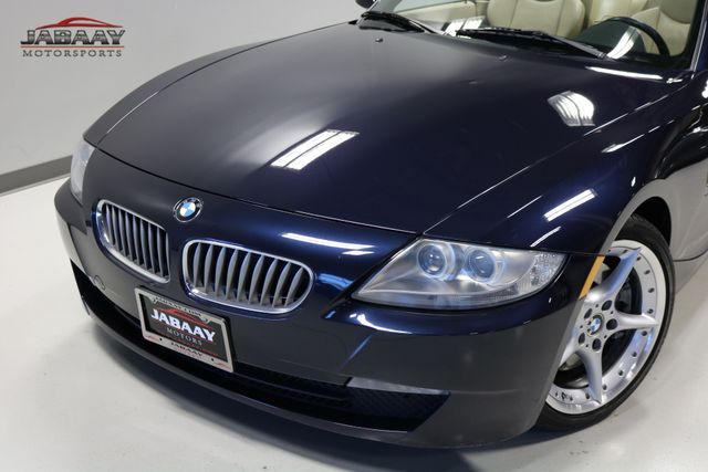 2007 BMW Z4 3.0si Merrillville, Indiana 27