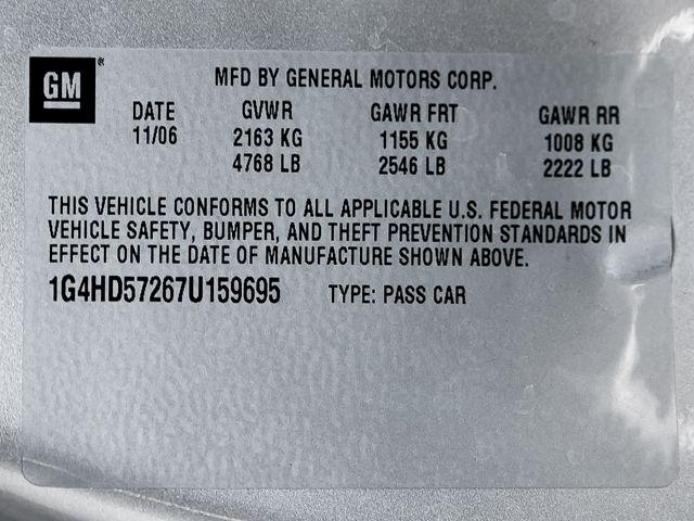 2007 Buick Lucerne V6 CXL Burbank, CA 29