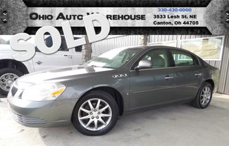 2007 Buick Lucerne CXL 92K LOW MILES Clean Carfax We Finance | Canton, Ohio | Ohio Auto Warehouse LLC in Canton Ohio