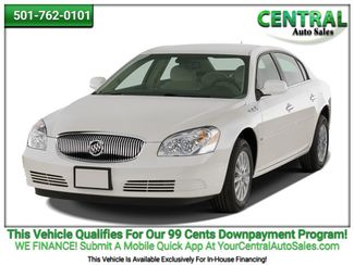 2007 Buick Lucerne CXS   Hot Springs, AR   Central Auto Sales in Hot Springs AR