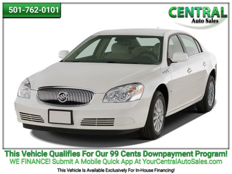2007 Buick Lucerne CXS | Hot Springs, AR | Central Auto Sales in Hot Springs AR
