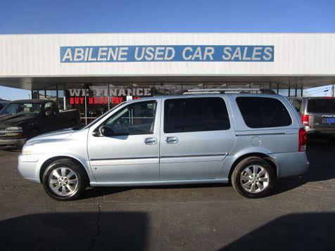 2007 Buick Terraza CXL in Abilene, TX