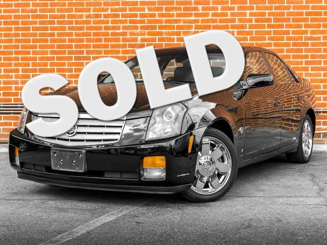 2007 Cadillac CTS Burbank, CA