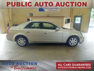 2007 Cadillac CTS  | JOPPA, MD | Auto Auction of Baltimore  in Joppa MD