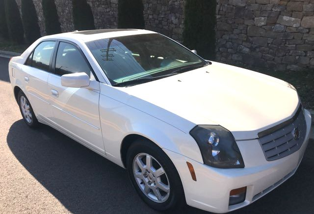 2007 Cadillac-Carfax Clean! Buy Here Pay Here! CTS-CARMARTSOUTH.COM Base Knoxville, Tennessee 2