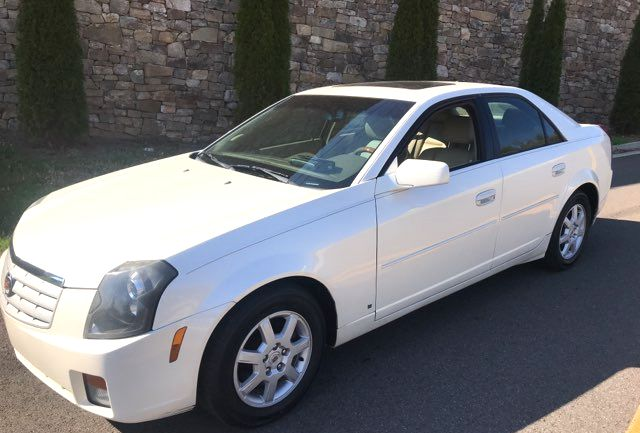2007 Cadillac-Carfax Clean! Buy Here Pay Here! CTS-CARMARTSOUTH.COM Base