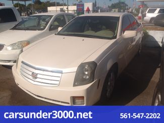 2007 Cadillac CTS Lake Worth , Florida 1