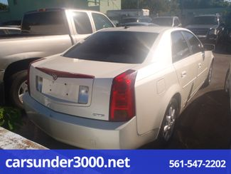 2007 Cadillac CTS Lake Worth , Florida 4