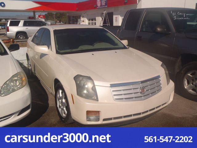 2007 Cadillac CTS Lake Worth , Florida