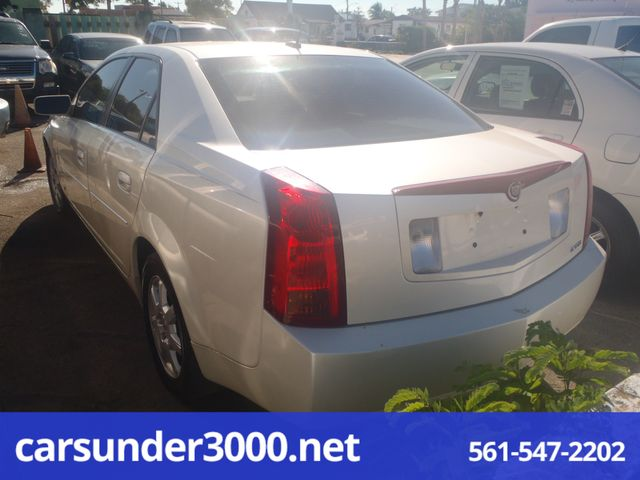 2007 Cadillac CTS Lake Worth , Florida 3