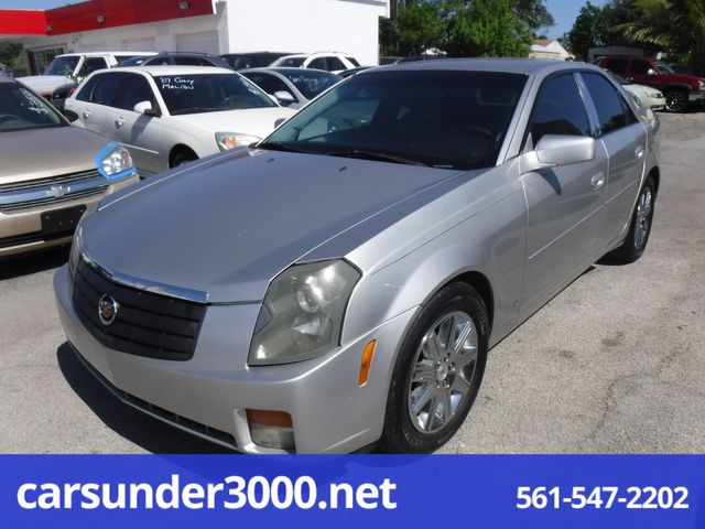 2007 Cadillac CTS Lake Worth , Florida 0