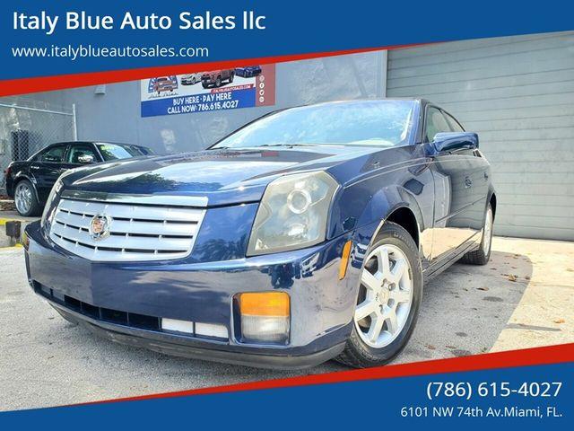 2007 Cadillac CTS Sport 4dr Sedan in Miami, FL 33166