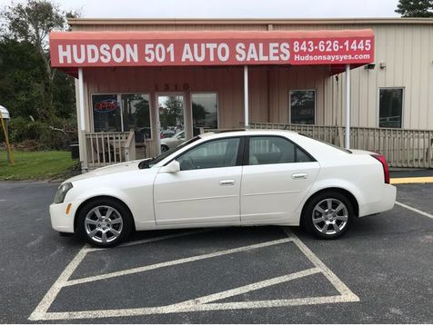 2007 Cadillac CTS 3.6L | Myrtle Beach, South Carolina | Hudson Auto Sales in Myrtle Beach, South Carolina