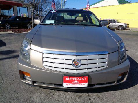 2007 Cadillac CTS    Nashville, Tennessee   Auto Mart Used Cars Inc. in Nashville, Tennessee