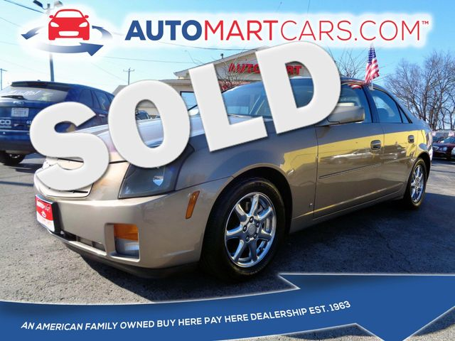 2007 Cadillac CTS    Nashville, Tennessee   Auto Mart Used Cars Inc. in Nashville Tennessee
