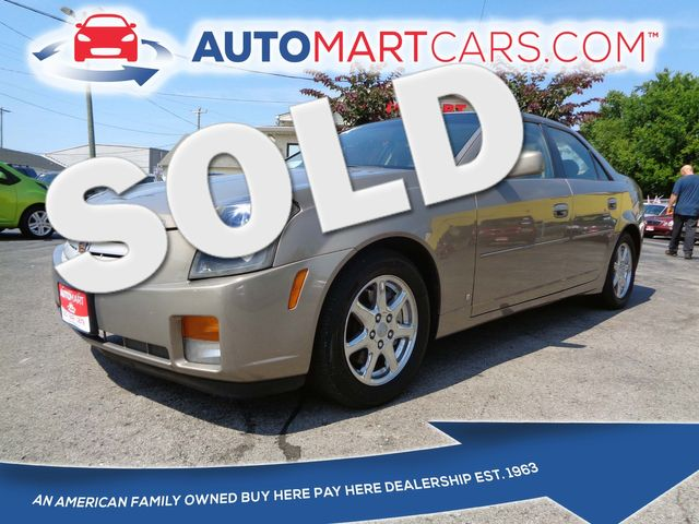 2007 Cadillac CTS  | Nashville, Tennessee | Auto Mart Used Cars Inc. in Nashville Tennessee