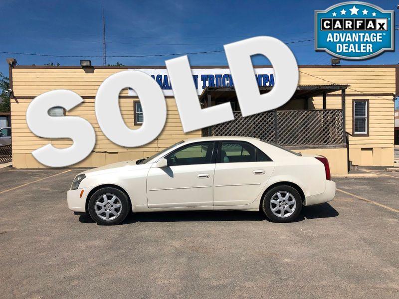 2007 Cadillac CTS  | Pleasanton, TX | Pleasanton Truck Company in Pleasanton TX