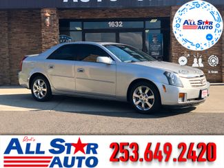 2007 Cadillac CTS Sport in Puyallup Washington, 98371