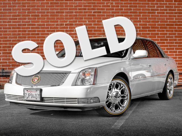 2007 Cadillac DTS V8 Burbank, CA