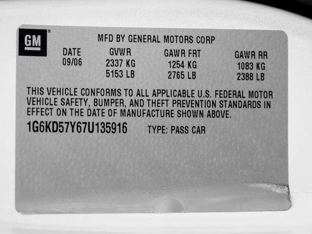 2007 Cadillac DTS V8 Burbank, CA 23