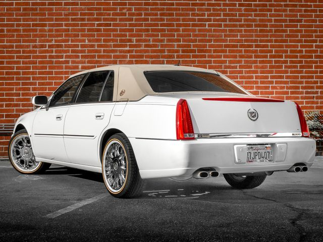 2007 Cadillac DTS V8 Burbank, CA 7