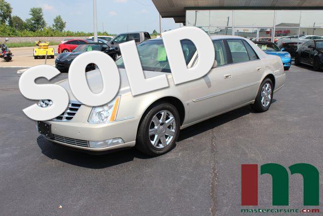 2007 Cadillac DTS Luxury I | Granite City, Illinois | MasterCars Company Inc. in Granite City Illinois