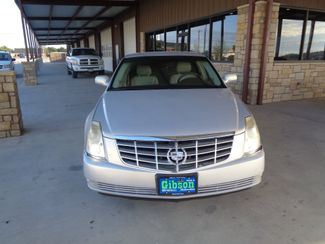 2007 Cadillac DTS V8 Greenville, Texas 1
