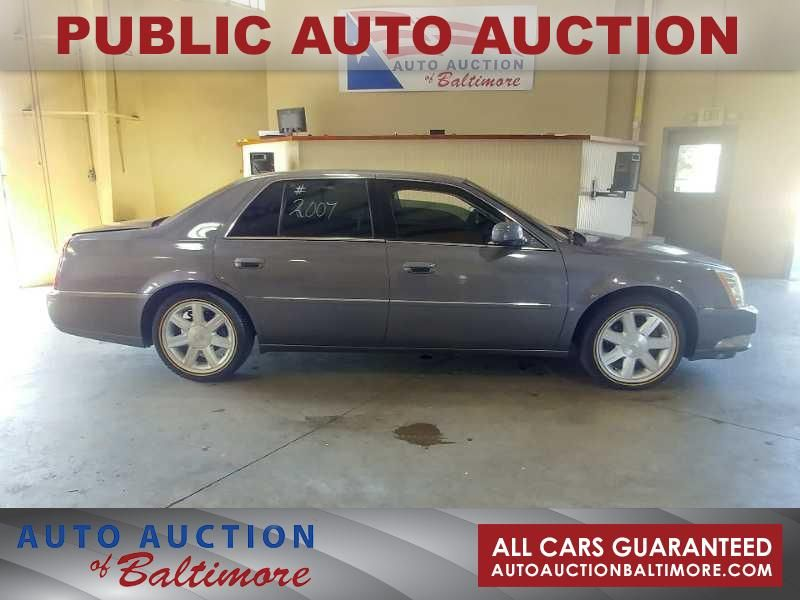 2007 Cadillac DTS V8 | JOPPA, MD | Auto Auction of Baltimore  in JOPPA MD
