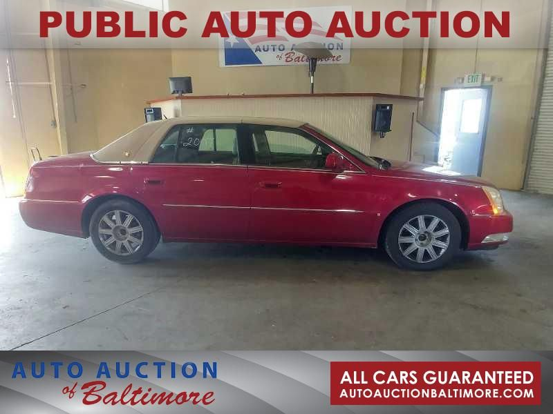 2007 Cadillac DTS Luxury I | JOPPA, MD | Auto Auction of Baltimore  in JOPPA MD