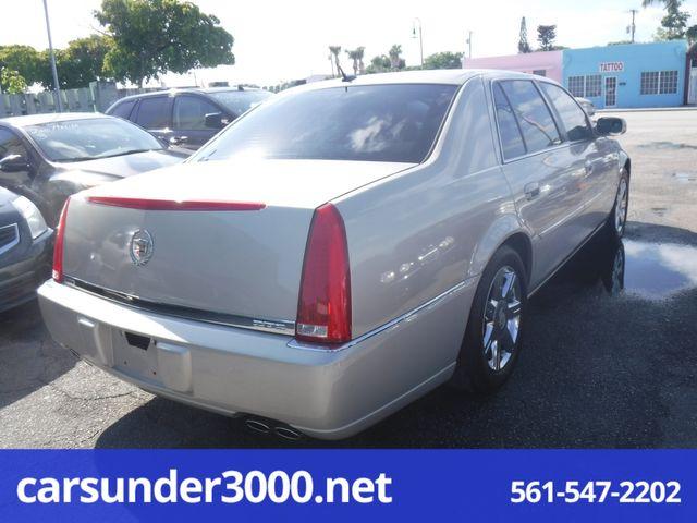 2007 Cadillac DTS V8 Lake Worth , Florida 2