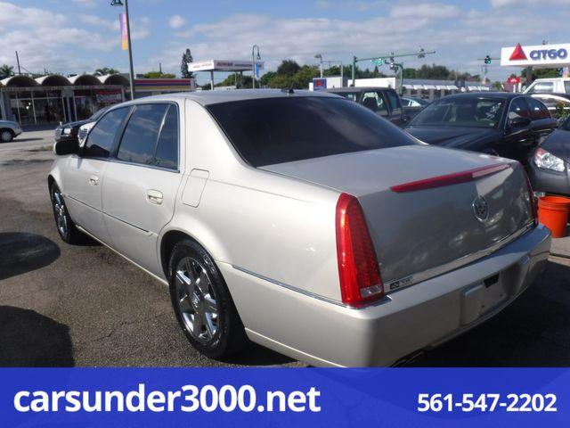 2007 Cadillac DTS V8 Lake Worth , Florida 3